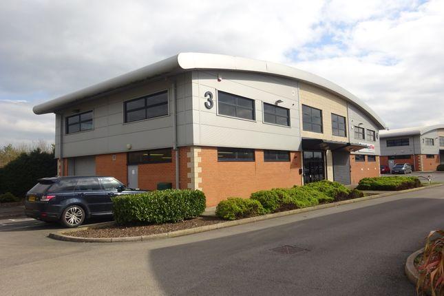Thumbnail Industrial for sale in Unit 3 Carrera Court, Church Lane, Dinnington