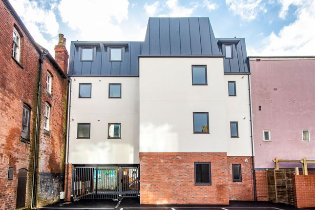Thumbnail Flat for sale in East Street, Hereford