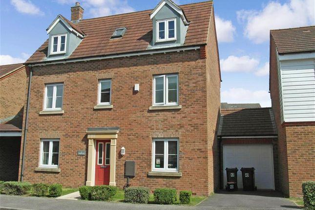 Thumbnail Detached house for sale in Tunbridge Way, Ashford, Kent