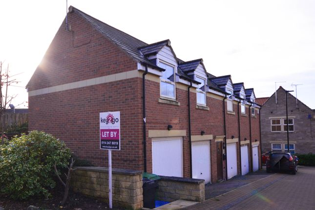 Thumbnail Flat to rent in Moss House Court, Mosborough, Sheffield