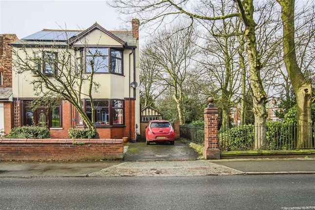 Thumbnail Detached house for sale in Claremont Road, Salford