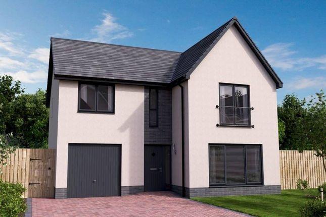 "Thumbnail Detached house for sale in ""Elliot Garden Room"" at Mid Calder, Livingston"
