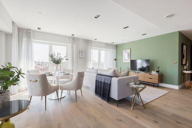 Thumbnail Flat for sale in Keybridge Capital, 80 South Lambeth Road, London