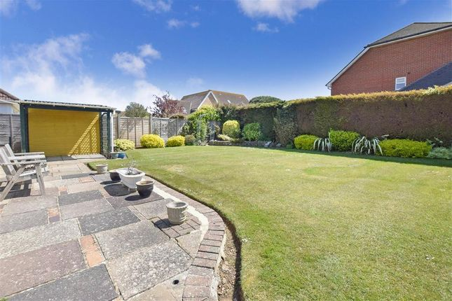 Thumbnail Detached bungalow for sale in Broadmark Way, Rustington, West Sussex