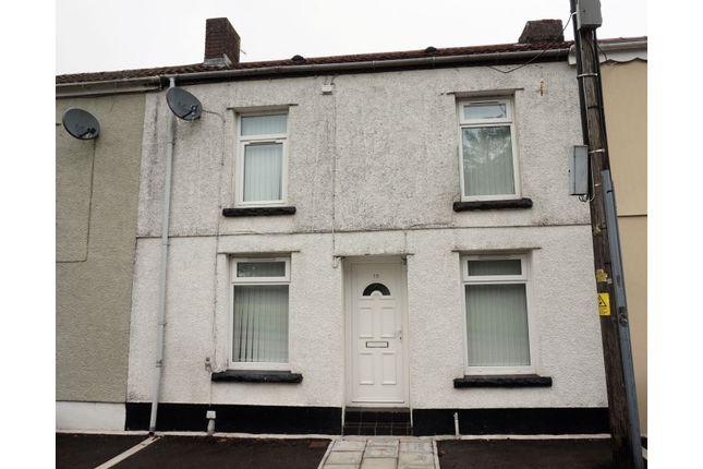 Thumbnail Terraced house for sale in Lower Row, Merthyr Tydfil