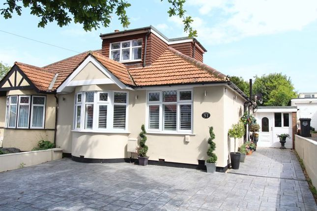 Thumbnail Bungalow for sale in Summerhouse Drive, Bexley