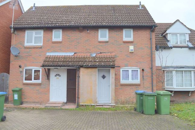 Thumbnail Property for sale in Nickelby Close, Thamesmead, London