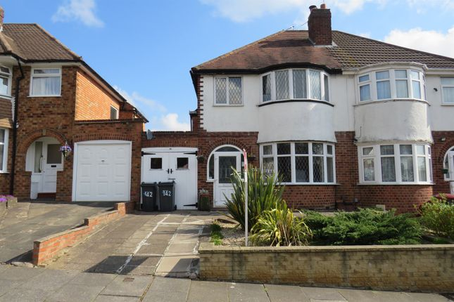 Thumbnail Semi-detached house for sale in Westridge Road, Moseley, Birmingham
