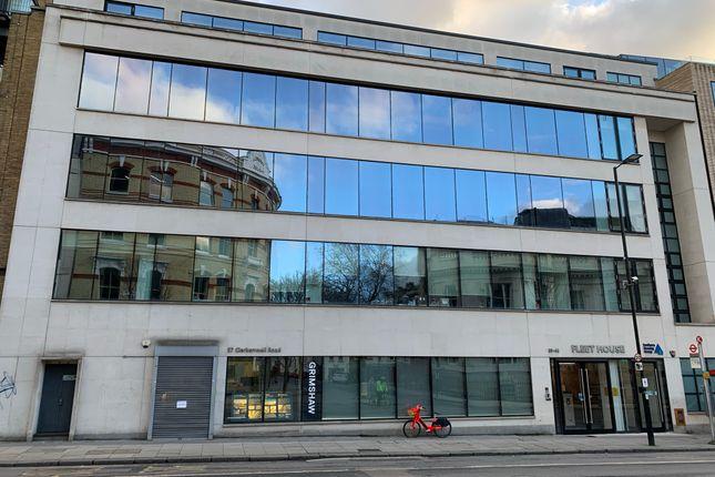 Thumbnail Office to let in Fleet House, 59-61 Clerkenwell Road, London