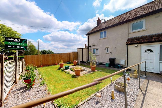 Semi-detached house for sale in Rogers Close, Clutton, Bristol