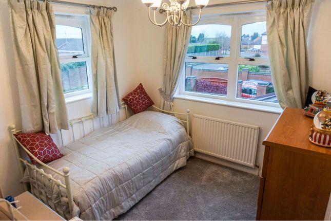 Bedroom Three of Quarries Way, Kirkby-In-Ashfield NG17