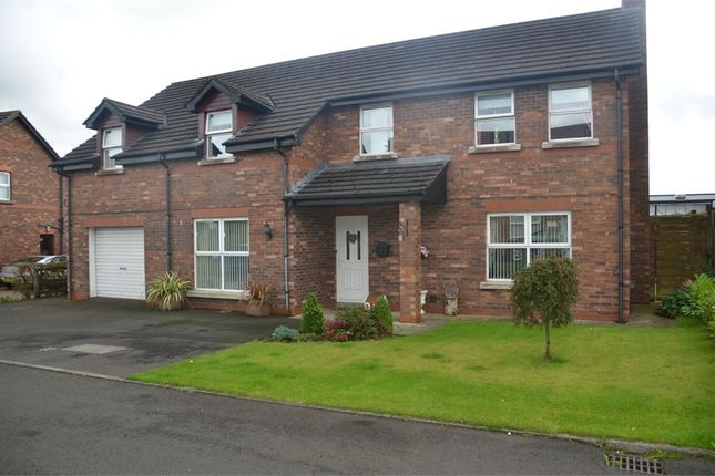 Thumbnail Detached house for sale in Hillhead Grange, Cullybackey, Ballymena, County Antrim