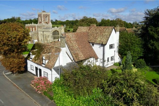 Thumbnail Detached house for sale in Southoe, St Neots, Cambridgeshire