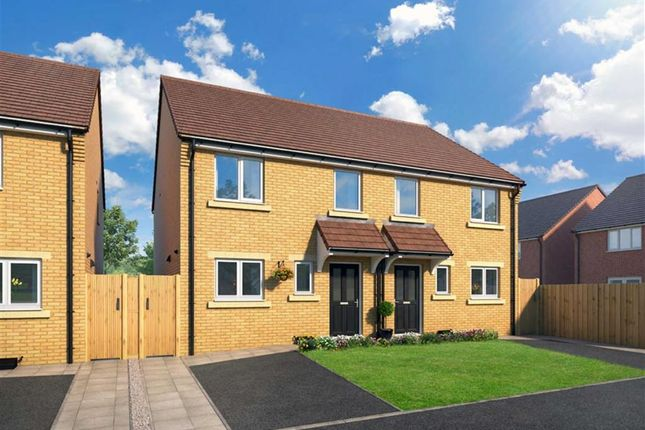 3 bed semi-detached house for sale in Metropolitan, Off Etal Lane