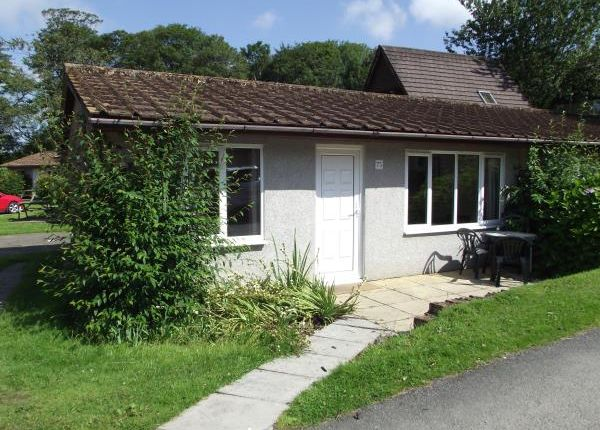 2 bed bungalow for sale in 73 Hengar Manor, St. Tudy, Bodmin, Cornwall