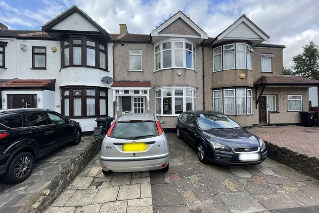 3 bed terraced house for sale in New North Road, Hainault IG6