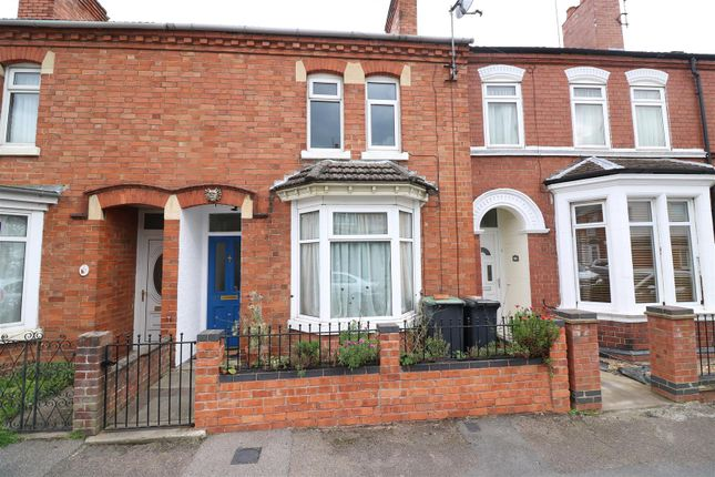 Thumbnail Terraced house for sale in Grove Road, Rushden