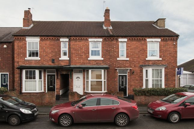 Thumbnail Terraced house to rent in Packington Hill, Kegworth, Derby