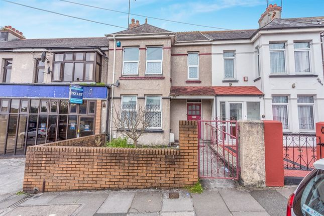 Thumbnail Terraced house for sale in Victoria Road, St. Budeaux, Plymouth