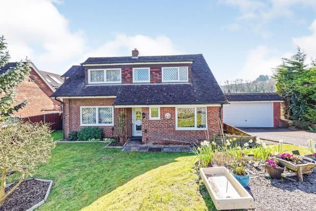 Thumbnail Detached house for sale in Dove Lea Gardens, River, Dover, Kent