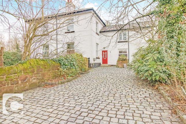 Thumbnail Detached house for sale in Dunstan Lane, Burton, Neston, Cheshire