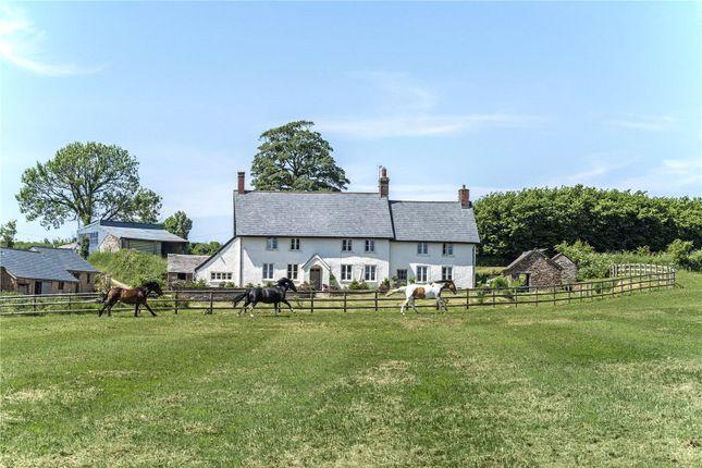 Thumbnail Land for sale in Upton, Taunton, Somerset