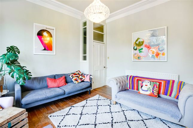 2 bed flat for sale in Clapham Common West Side, London SW4