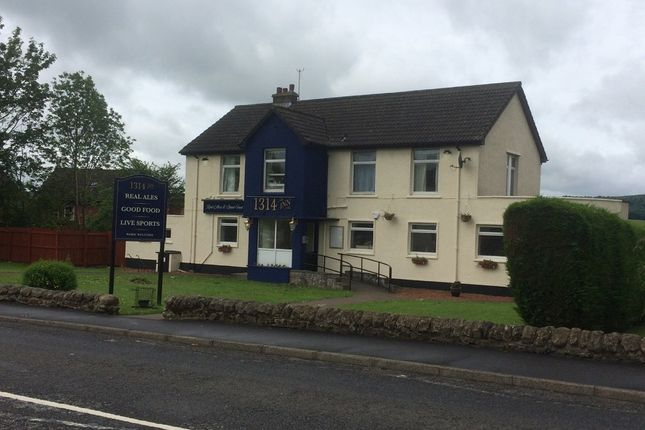 Thumbnail Flat to rent in 1314, Glasgow Road, Stirling
