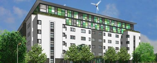 Thumbnail Flat to rent in The Greenhouse, Leeds