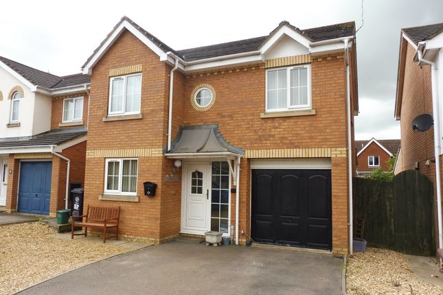 Thumbnail Detached house for sale in Wainwright Avenue, Thrapston, Kettering