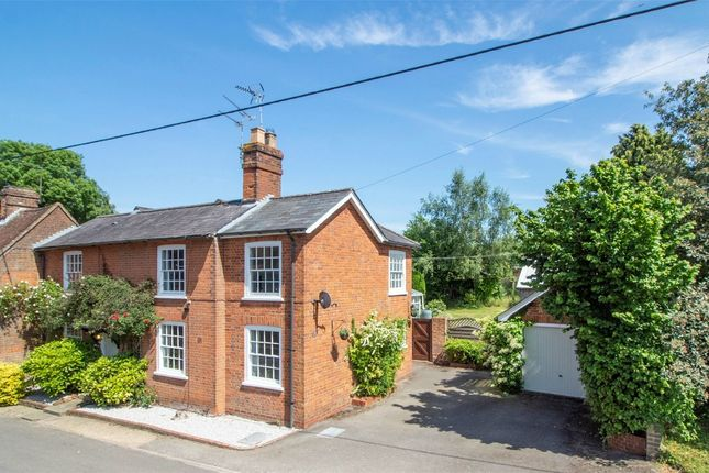 Thumbnail Semi-detached house for sale in The Street, North Warnborough, Hook