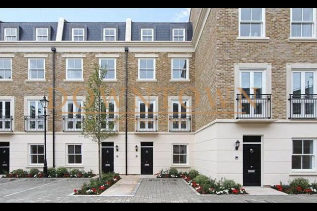 Thumbnail Town house for sale in Fulham, London, London