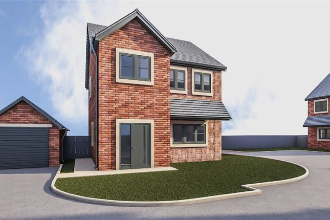 Thumbnail Detached house for sale in Plot 4 Kates Beck, Parkett Hill, Scotby, Carlisle, Cumbria