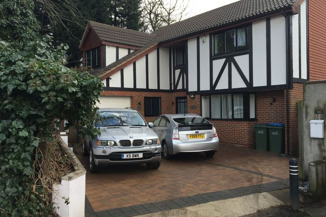 Thumbnail Detached house to rent in Brent Road, London