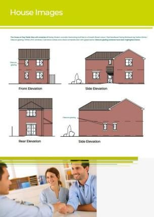 Thumbnail Detached house for sale in Clayfields View, Chesterfield