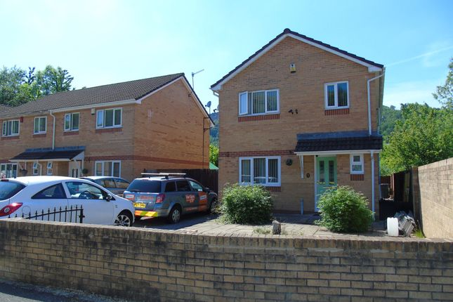 Thumbnail Detached house for sale in River Court, Abercynon, Mountain Ash