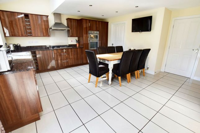 Thumbnail Detached house for sale in Horseshoe Close, Ibstock