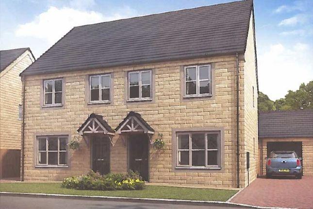 Thumbnail Semi-detached house for sale in Waingate, Linthwaite, Huddersfield