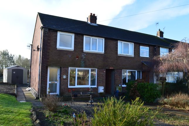 Thumbnail End terrace house for sale in Castle Close, Boverton