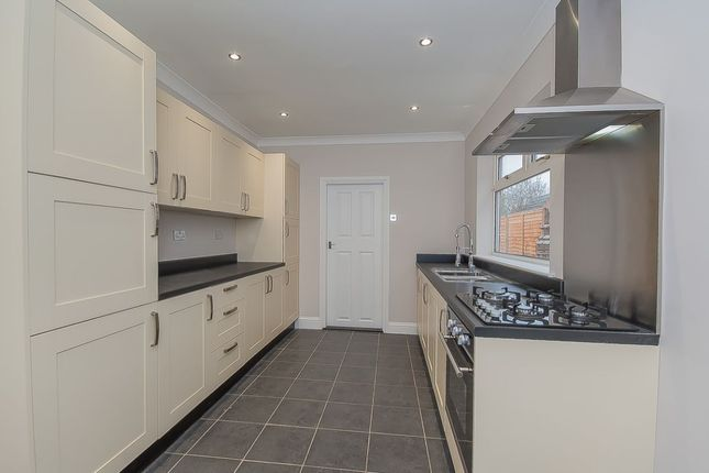 Thumbnail Terraced house for sale in St. Augustine Avenue, Grimsby