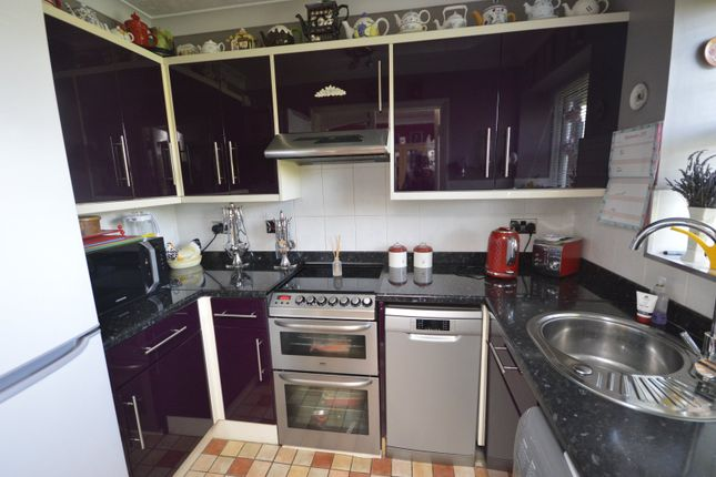 Kitchen of Willow Grange, Tilley Close, Hoo, Rochester ME3