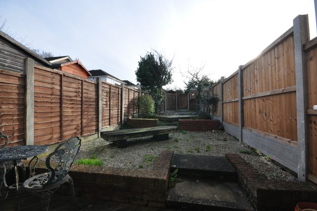 Garden of Silver Way, Wickford SS11