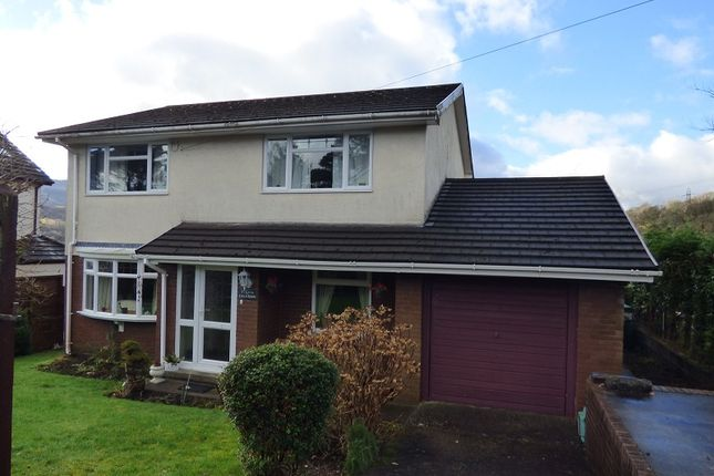Thumbnail Detached house for sale in Vale View, Pontneddfechan, Neath.