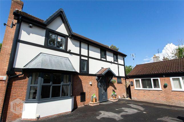 Detached house for sale in Hudson Court, Bamber Bridge, Preston, Lancashire