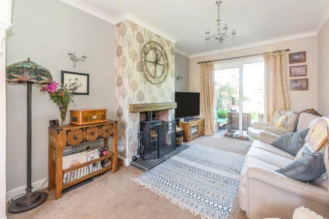 Living Room of Stonor Road, Birmingham, West Midlands B28