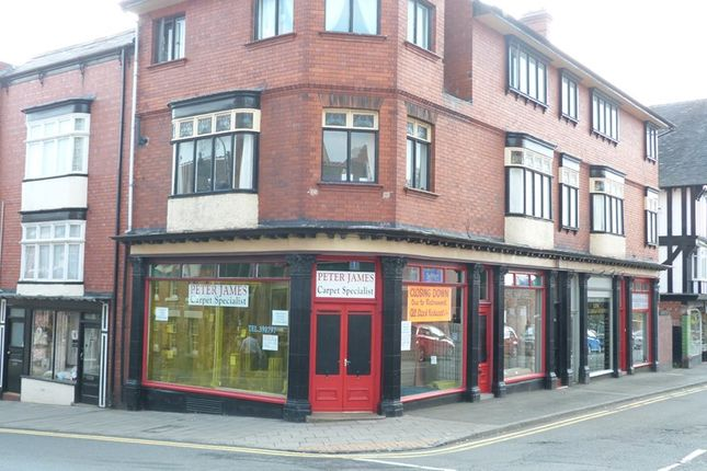Thumbnail Land to rent in St Edwards Street, Leek, Staffordshire