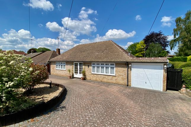 Thumbnail Detached bungalow for sale in Walmers Avenue, Higham