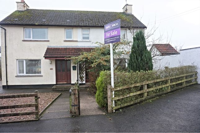 Thumbnail Semi-detached house for sale in Riverlea, Ballymena