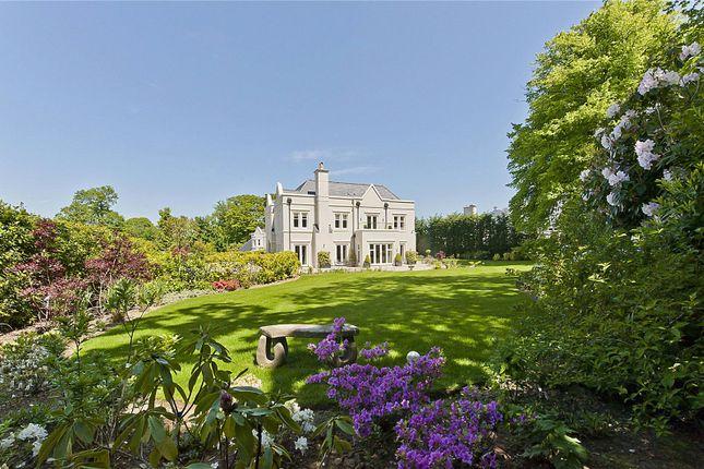 Thumbnail Detached house for sale in Kingswood Warren Park, Woodland Way, Kingswood, Surrey