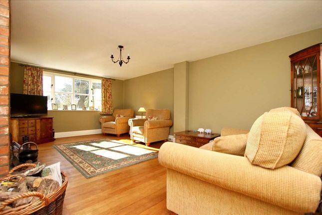 Living Room of The Street, Wherstead, Ipswich, Suffolk IP9